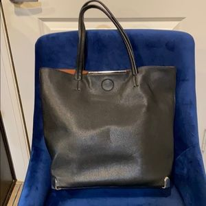 Kelly & Katie Leather Tote